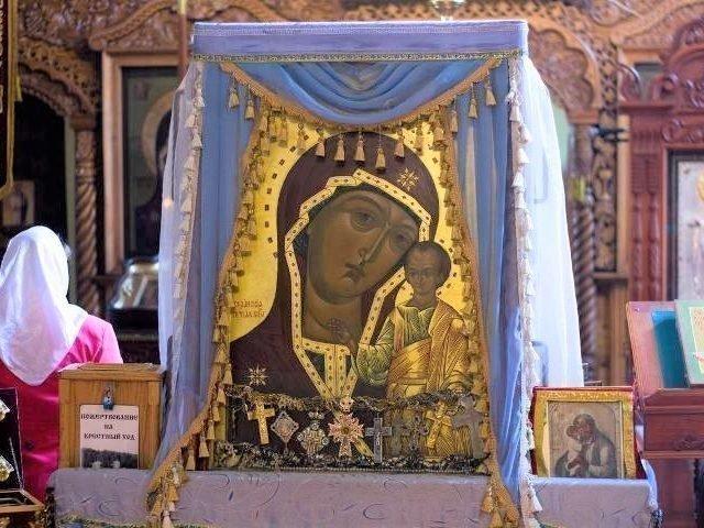 Табынская икона Божией Матери значение где находится о чем молиться