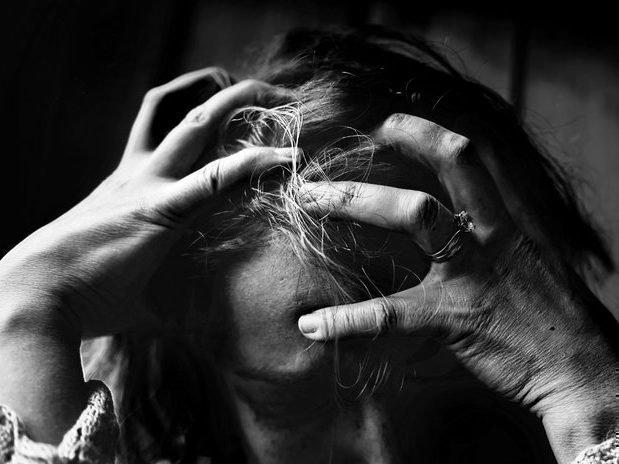 Молитва в унынье и отчаянии
