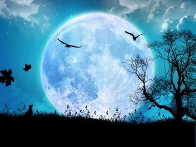 суперлуние приметы и суеверия