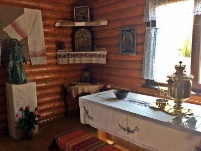 Музей святой Матроны в ее родном доме