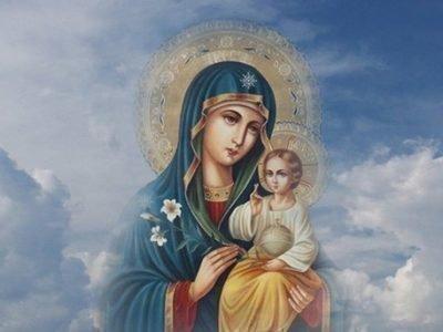Молитвы Сны Богородицы