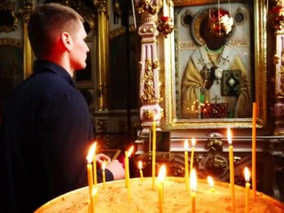 Сильная молитва на любовь жены к мужу