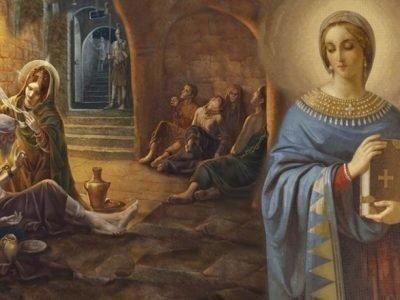 Анастасия Узорешительница - жизнь