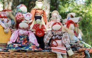 Что такое куклы-обереги и какие традиции с ними связаны