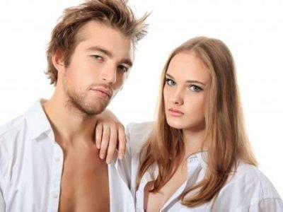 Мужчина-Лев и Женщина-Рак