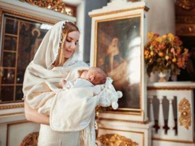 Материнская молитва о детях