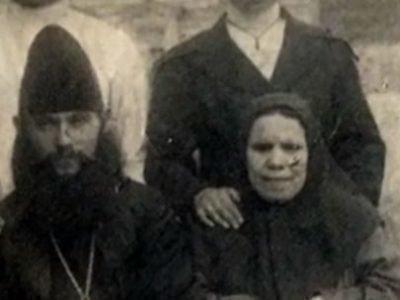 Матрона Московская, фото 1952 года