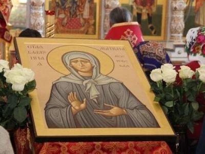 Икона в Покровском монастыре
