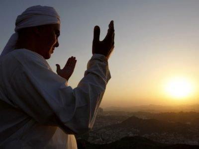 Мусульманская молитва для очистки ауры