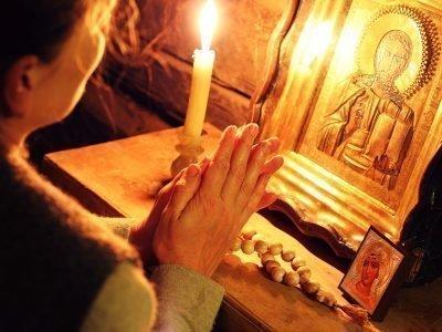 молитва на очищение дома от негатива