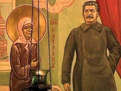 Встреча Матроны со Сталиным