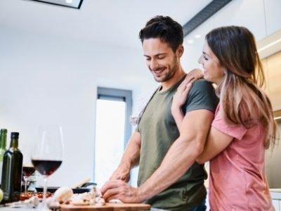 Женщина-Рак и мужчина-Телец в браке