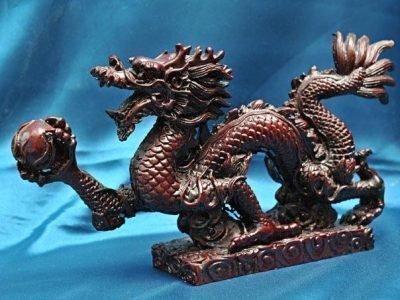Японский талисман-Дракон