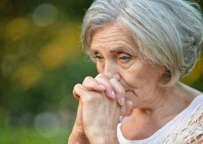 Молитва бабушки о внуках