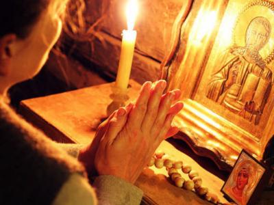Молитва перед экзаментом