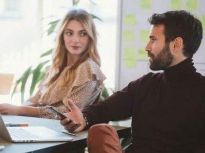 Женщина-Телец и мужчина-Стрелец совместимость на работе
