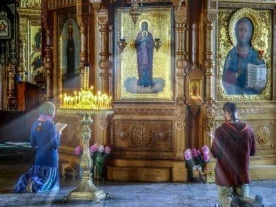 Молитва на примирение в церкви