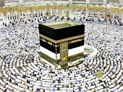 Молитва вокруг Каабы