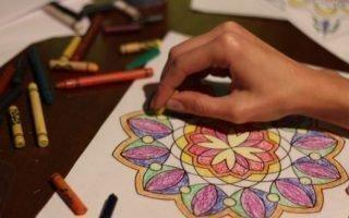 Использование мандал в арт-терапии и психологии