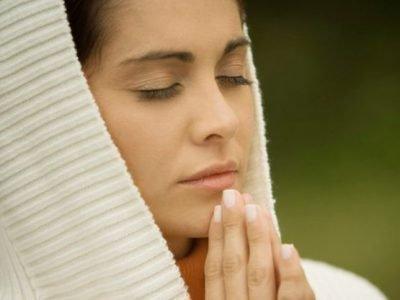 Молитва к Господу на примирение с мужем