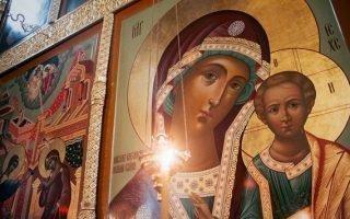 Самые сильные молитвы перед иконами Божьей Матери