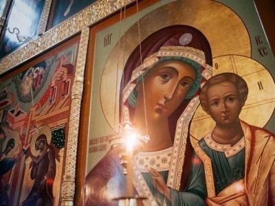 Молитвы у икон Богородицы