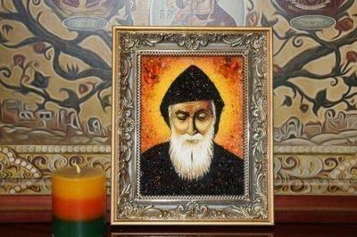 Икона св. Шарбеля
