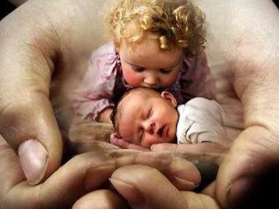 о младенце неспящем молитва