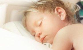 Православные молитвы для неспящих детей