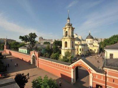Покровский монастырь Матроны Московской