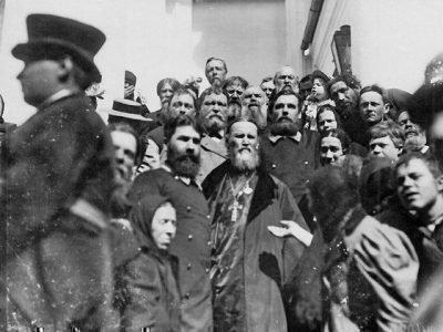 Прижизненное фото Иоанна Крондштадского