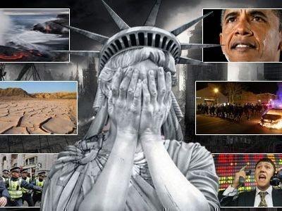 Пророчества про Америку