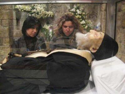 Нетленное тело св. Шарбеля