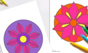 Как выбрать цвета для мандалы по дате рождения и имени