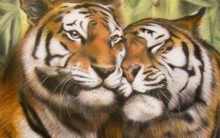 Совместимость двух Тигров по китайскому гороскопу