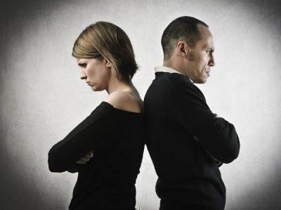 Ссоры с мужем и молитвы