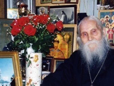 Последние дни жизни старца Н. Гурьянова