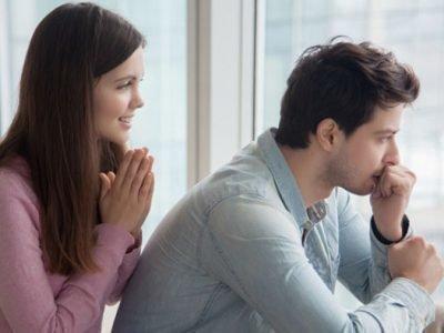 Заговор, чтобы жена просила прощение