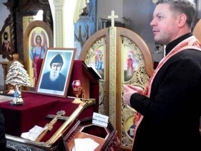 Молитвы св. Шарбелю в храмах