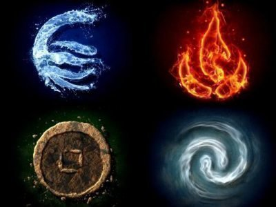 4 стихии по китайскому гороскопу