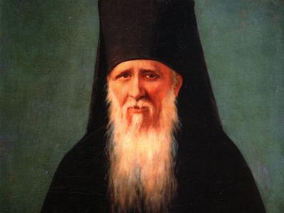 Молитва от курения к Амвросию Оптинскому