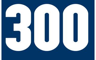 Значение числа 300 в нумерологии