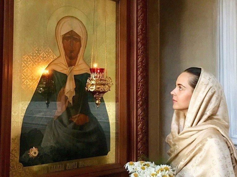 Молитва святой Матроне о замужестве