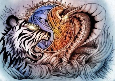 Тигр и Змея совместимость