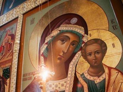 Икона Казанской Богородицы для молитвы