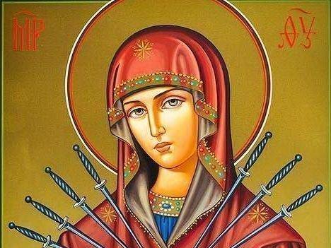Икона и молитва умиление злых сердец