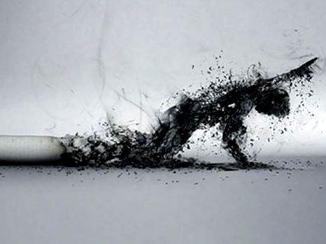 Кому молиться чтобы бросить курить