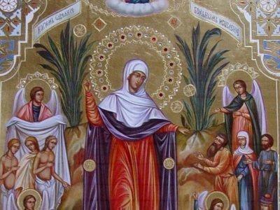 Мкона всех скорбящих Радость