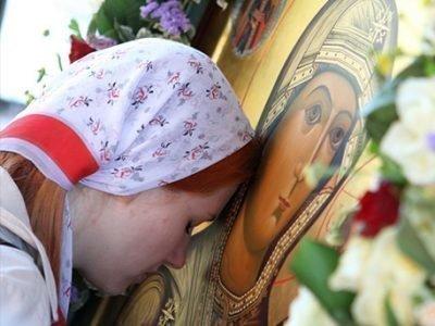 Молитвы к образам Пресвятой Богородицы