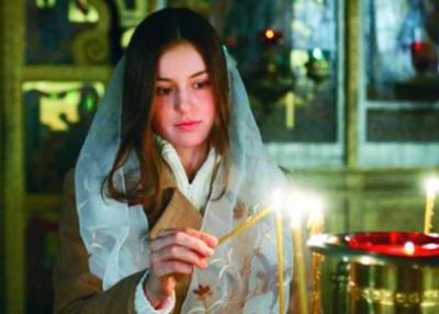 Молитва к Матроне в храме